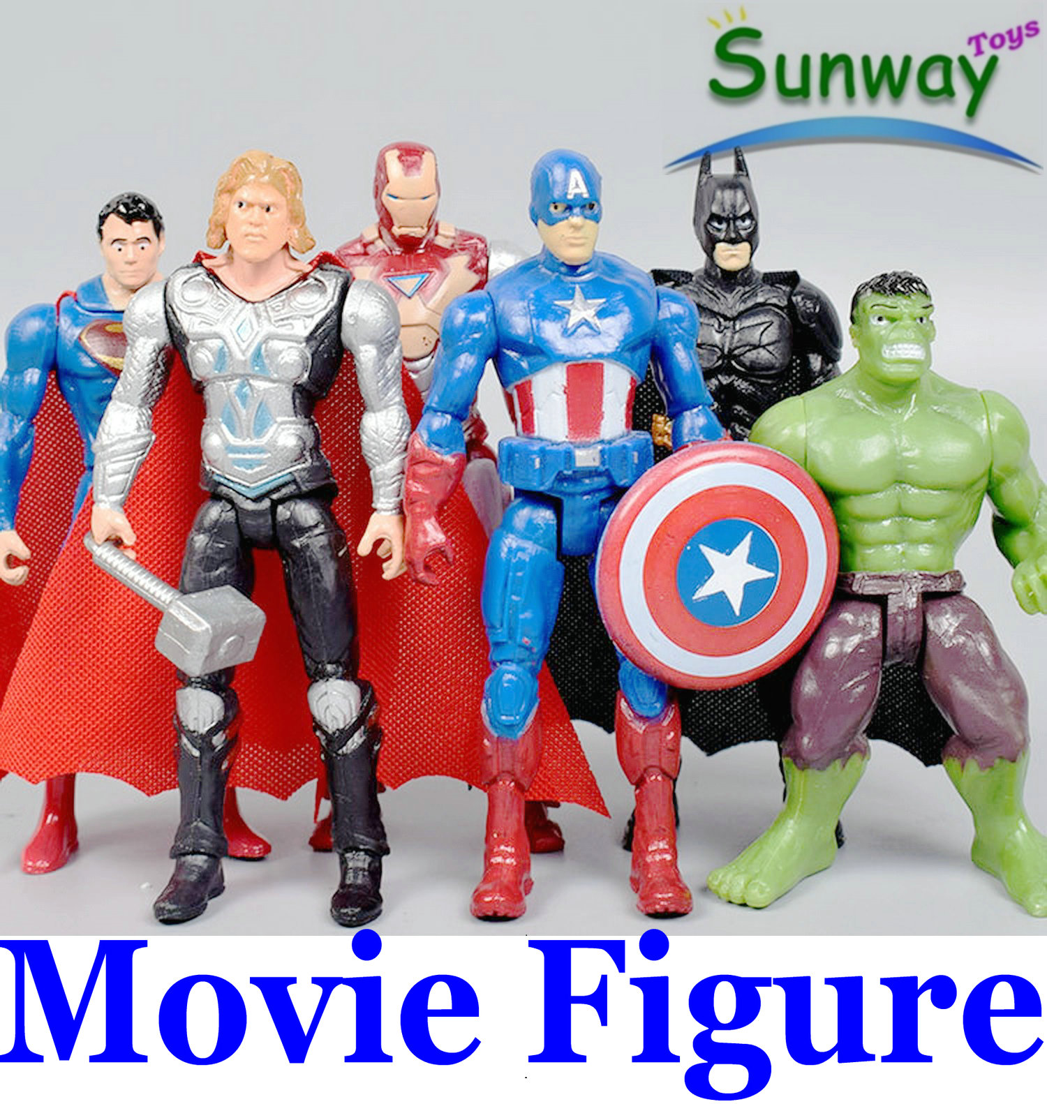 Movie Figure ----Plastic Series 0